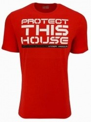 d8be1287 Under Armour Men's Heatgear Protect This House T-Shirt in 4 Colors - $13.99  - Proozy - GottaDeal.com