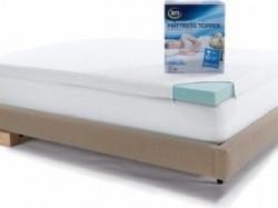 Serta Calm 3 Gel Memory Foam Mattress Topper 5 Sizes 109 To