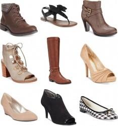 Last Act Women's Footwear Sale at Macy