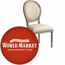 Linon Home Decor Brittani Office Chair In Grey Or White 199 98 Shipped Sam S Club Gottadeal Com