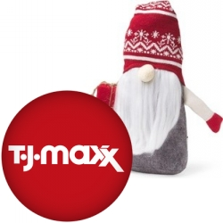 Holiday Decor Savings At T J Maxx Up To An Extra 50 Off Festive Home Items T J Maxx Gottadeal