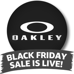 aef83e1e52 Oakley Black Friday Sale is Live! Get 50% off Apparel and Accessories and  More - Oakley - GottaDeal.com