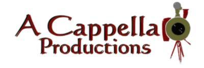 A Cappella Productions