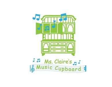 Ms Claire's Music Cupboard