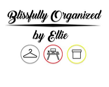 Blissfully Organized by Ellie