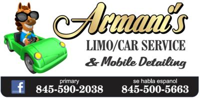 Armani's Limo, Car Service, and Mobile Detailing
