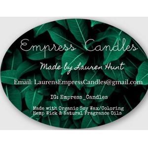 Empress Candles