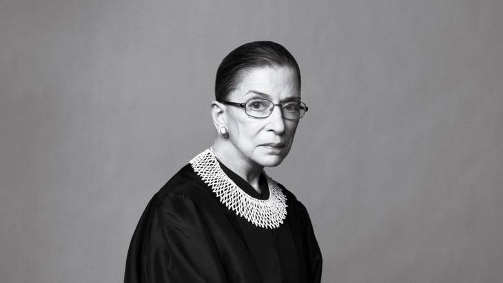 A Rosh Hashana Like No Other: The RBG Connection