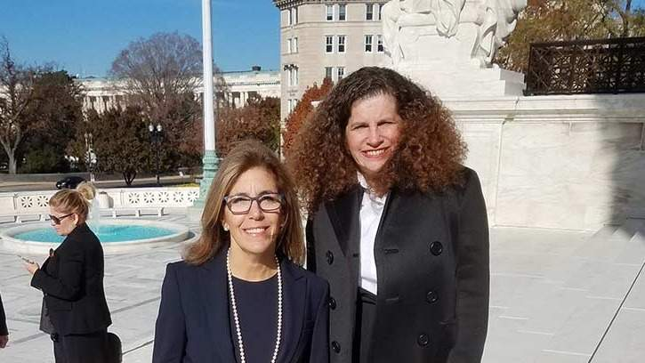 Photos from US Supreme Court Admission