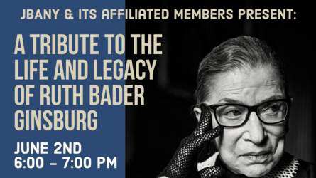 A Tribute to the Life and Legacy of Ruth Bader Ginsburg