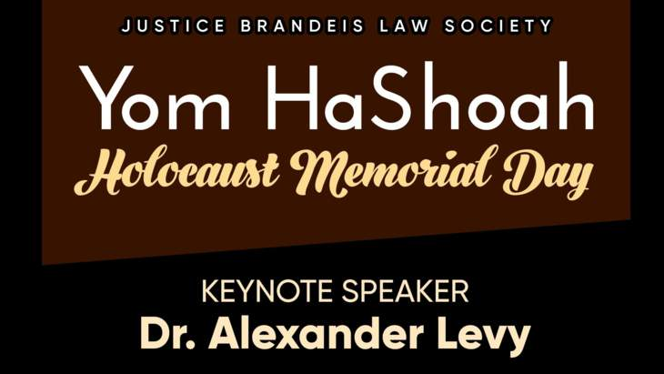 Yom HaShoah Holocaust Memorial Day