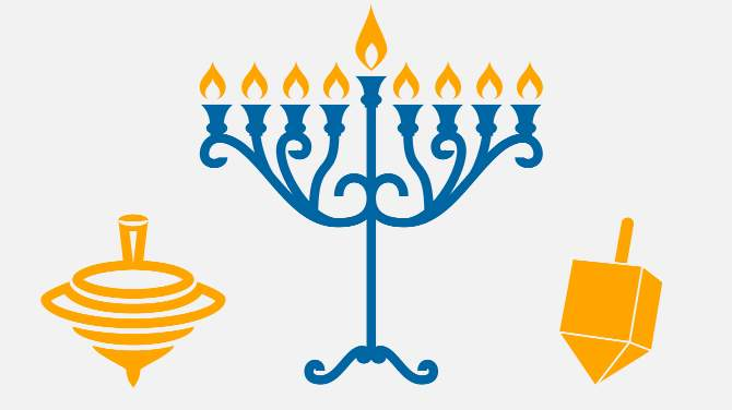 Zoom Chanukah Party 2020
