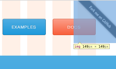 Shows how image based banners interfere content