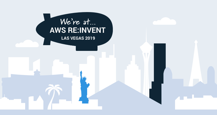 Join us at AWS re:Invent 2019