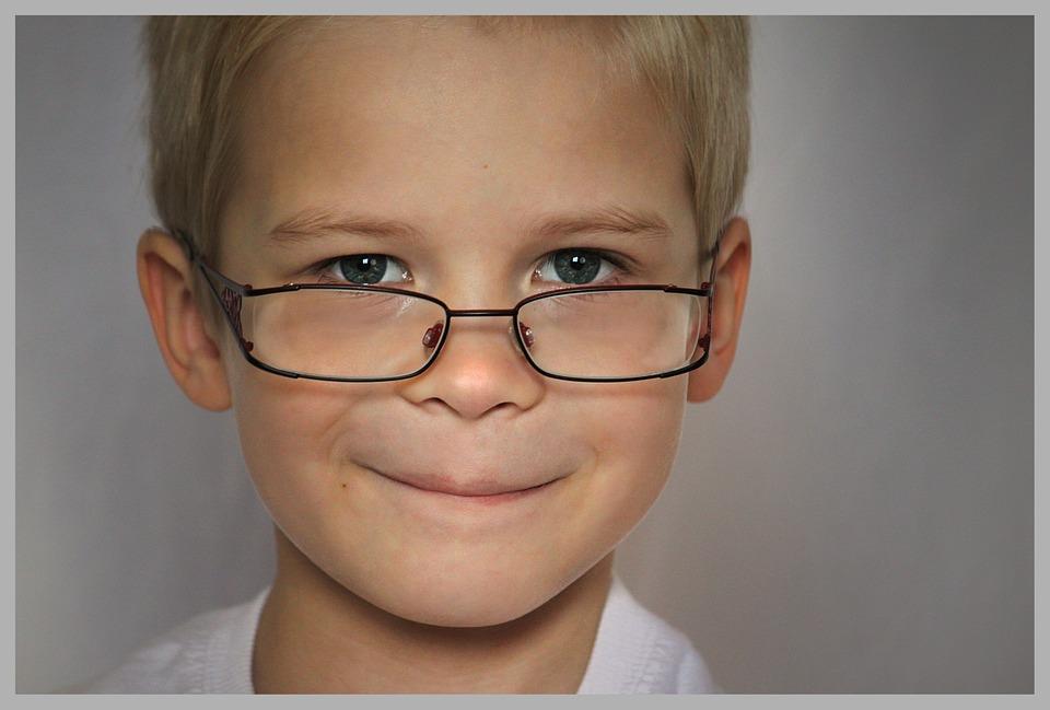 Smart Child Clever Intelligent Glasses