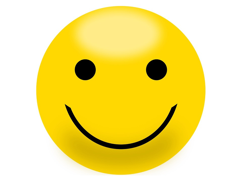 Smiley Yellow Happy Smile Emoticon Smilies Face