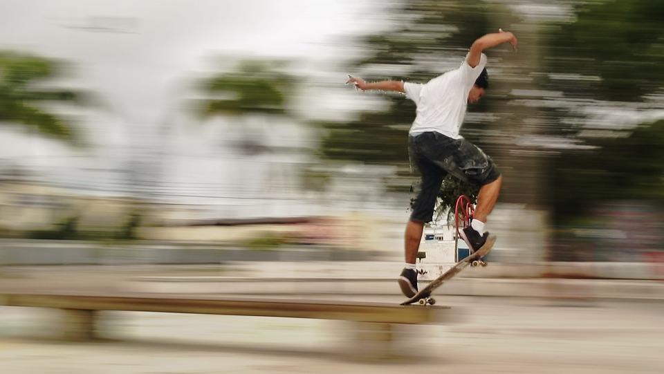 Skateboard Skater Sport Radical
