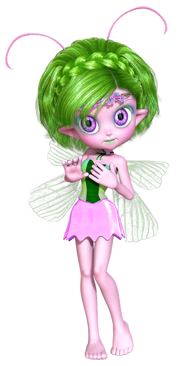Fay Fairy Magic Girl Fantasy Pixie