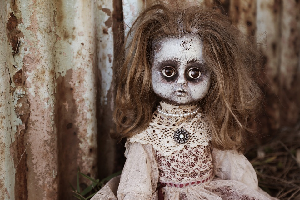Doll Creepy Spooky Horror