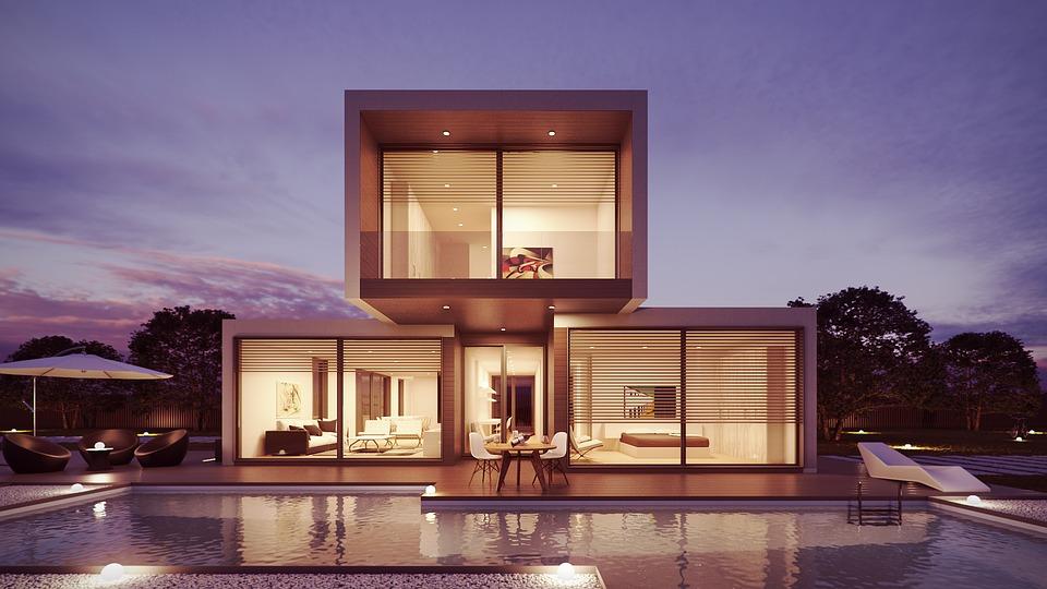Architecture House 3d Design Interior Design Style