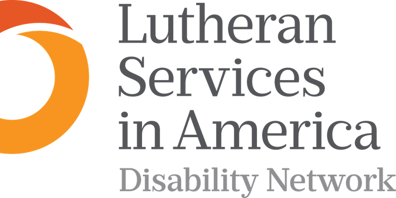 Lutheran Services in America Disability Network Banner