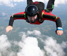 What scares you? Rock climbing? Skydiving? Public speaking? Facing fears can help rev up our lives.