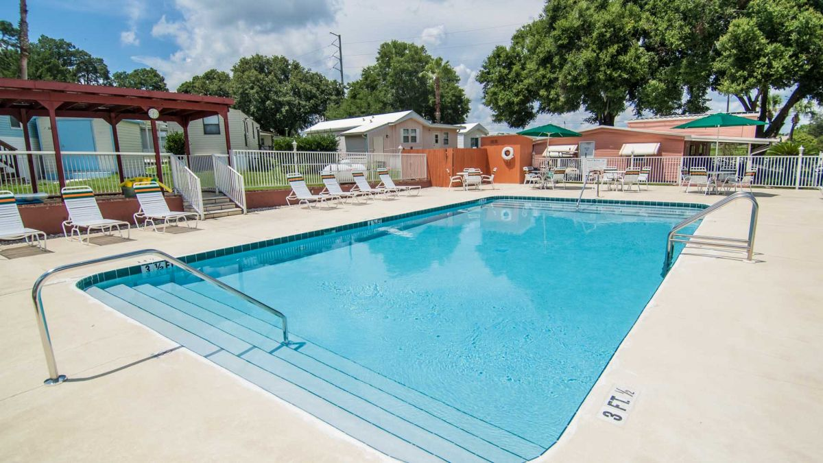 Baker Acres RV Resort - Sun Communities