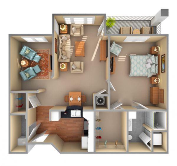 Durham Greens Apartments: 55+ Active Adult Communities