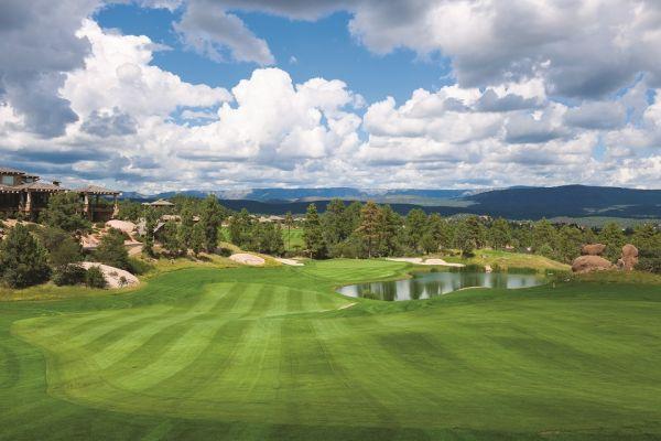 Auction – 90 Golf Course & Mountain Retreat Homesites