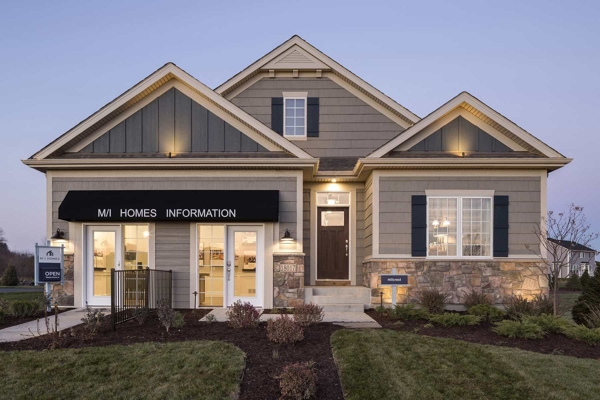 Avonlea Villas - M/I Homes, Inc.