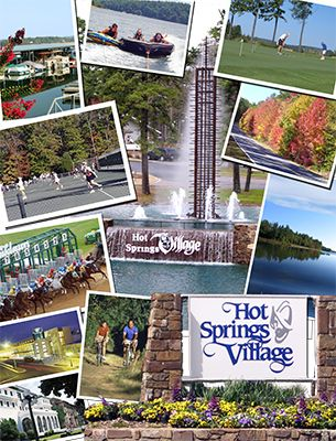 Hot Springs Village - Come Live the Dream!