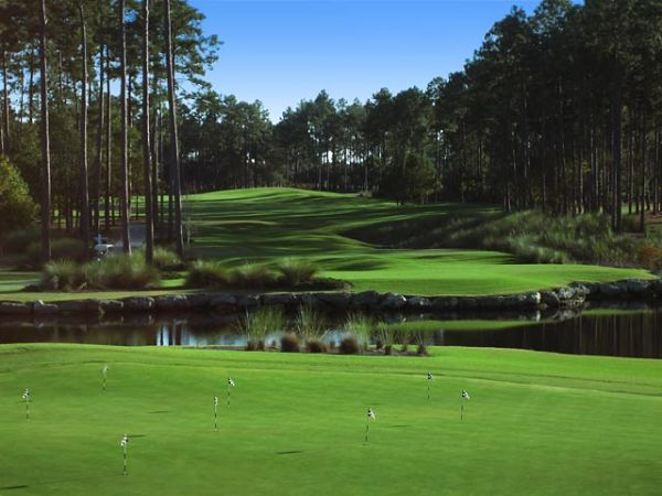 Tiger's Eye Golf Course