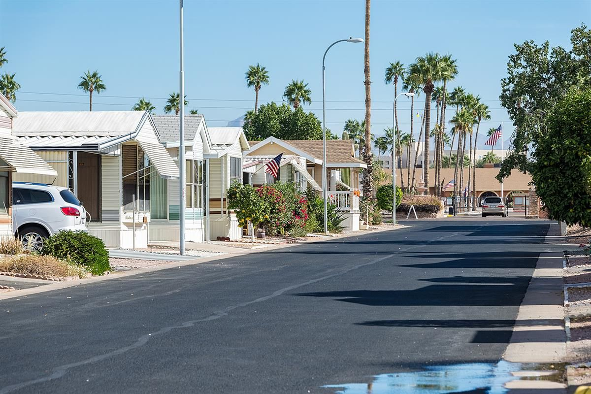 Parkhaven Estates and RV Resort