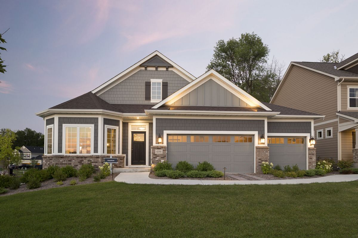 Woodland Cove - The Enclave at Woodland Cove - M/I Homes, Inc.