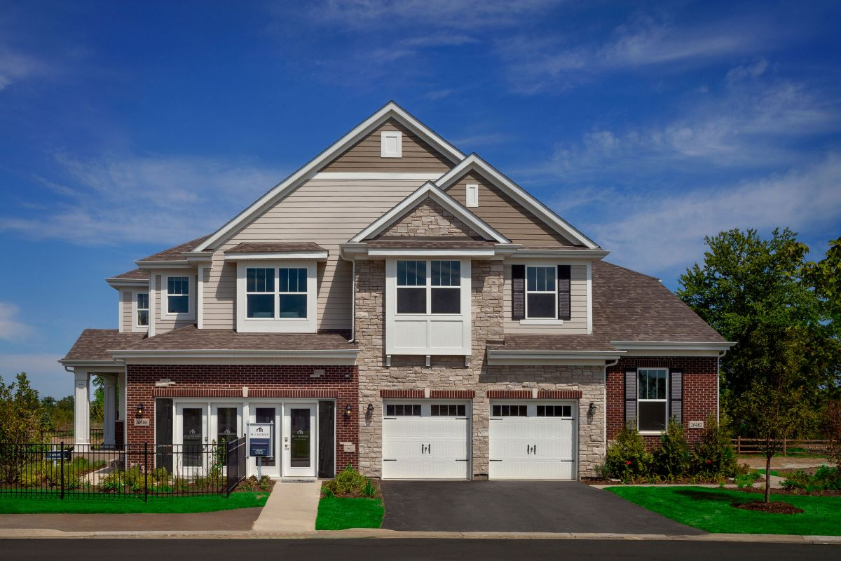 The Townes of Westbury - M/I Homes, Inc.