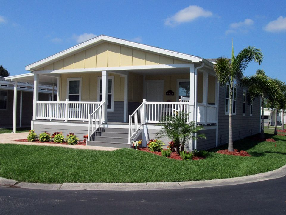 Sarasota FL Manufactured And Mobile Homes Communities