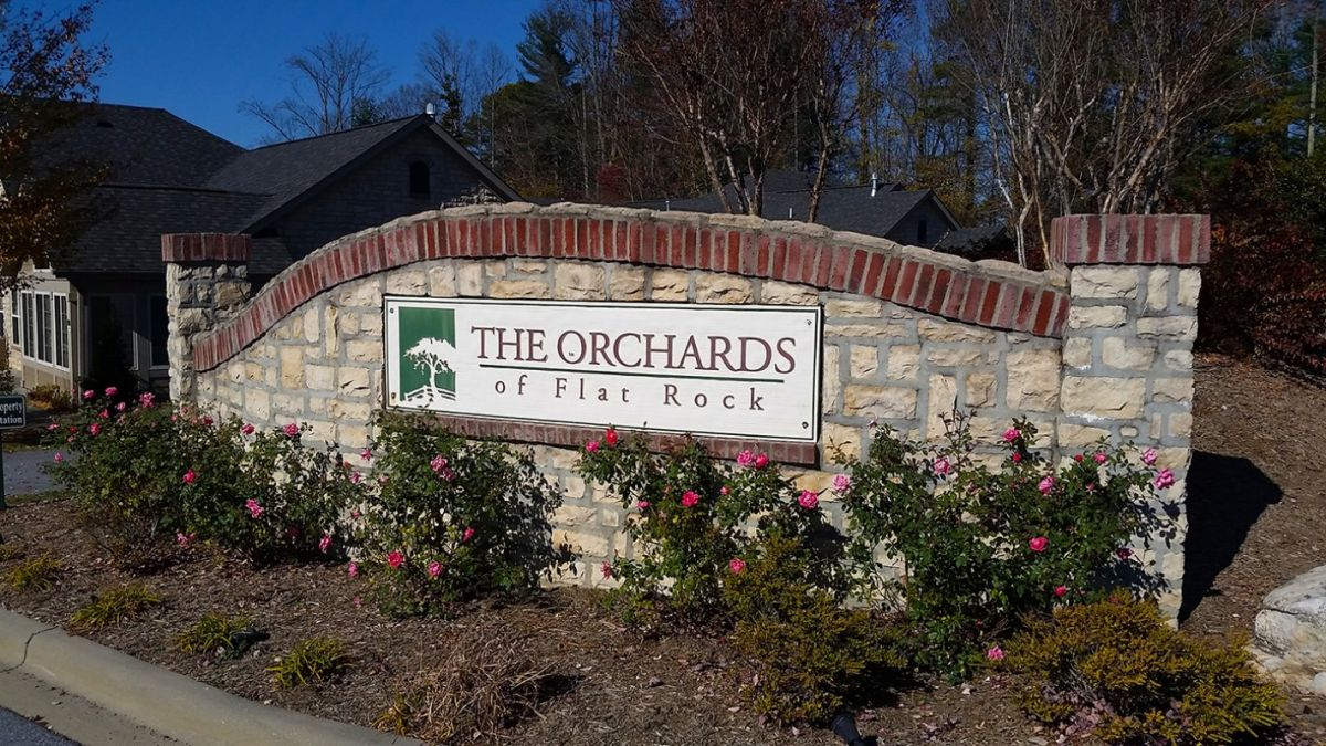 The Orchards of Flat Rock