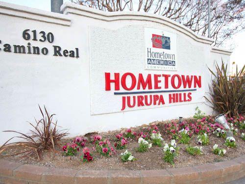 Jurupa Hills Cascade Hometown America
