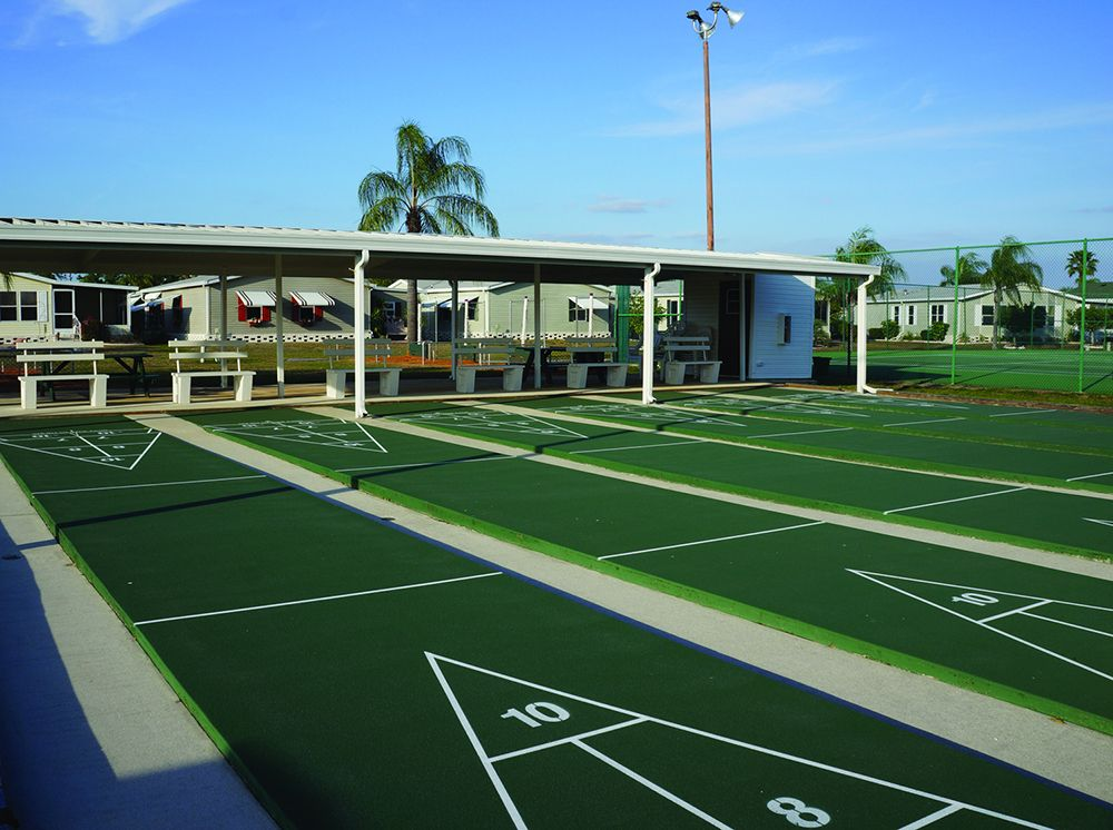 Lower Gulf Coast Florida Active Retirement Communities