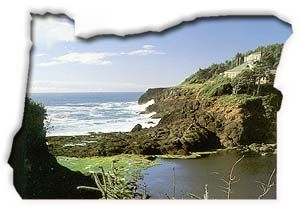 Little Whale Cove at Depoe Bay