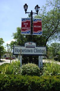 Hometown Clinton