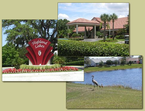 Highland Lakes 55 Plus Retirement Living