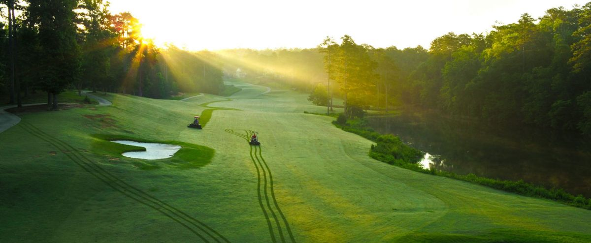 Top Rated Places for South Carolina Golf Course Living