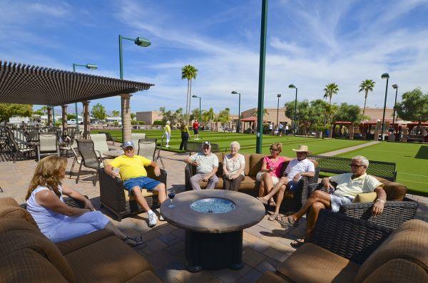 Valle Del Oro 55 Active Adult Communities Mesa Az