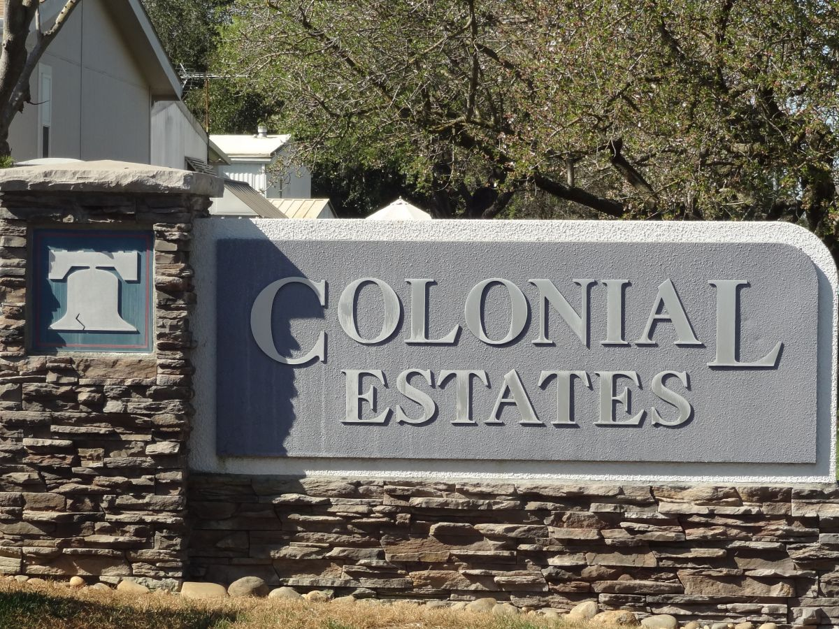 Colonial Estates Hometown America