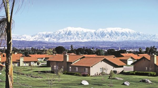 Southern California's most expansive CCRC and active retirement community