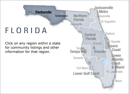 At One Time There Was Little To Florida Except What Is Now Called The Panhandle First Area Be Extensively Developed While Much Of Interior