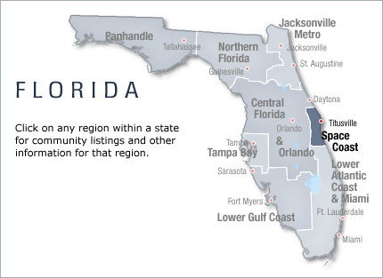 florida map space coast