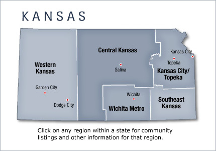 Kansas, Active Retirement Communities and Homes | Area Info