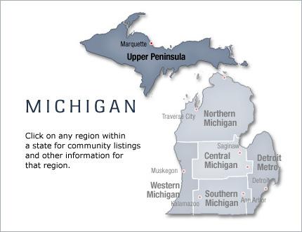Upper Peninsula  Michigan Assisted Living Communities